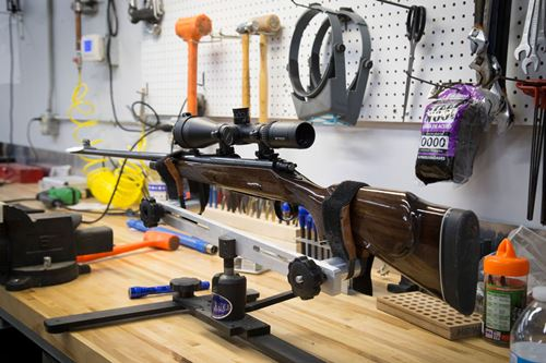 Accuracy Firearms gunsmith