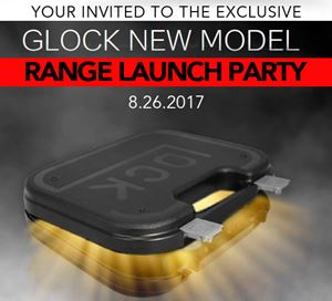 Glock New Model Range Launch Party