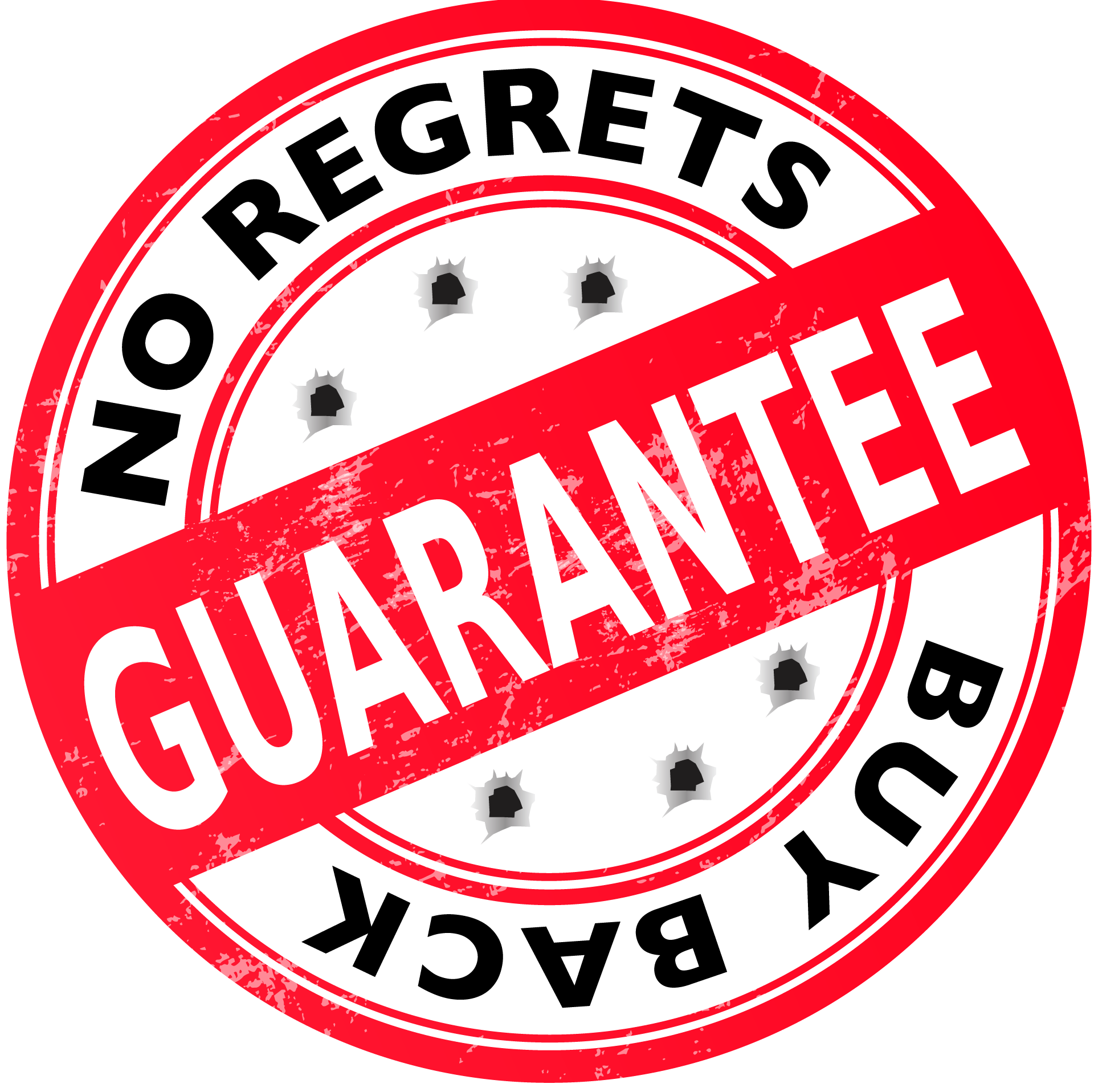no regrets buy back program